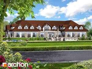 projekt Dom weselny w Kajasówce