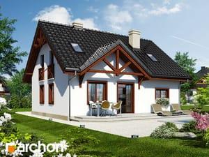 gotowy projekt Dom w borówkach 3