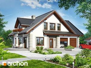 projekt Dom w dąbrówkach 2 (G2)