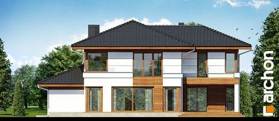 Elewacja ogrodowa projekt willa weronika 3 ver 2  267