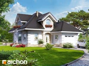 gotowy projekt Dom w rukoli