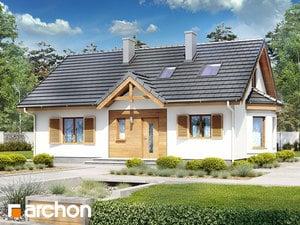 gotowy projekt Dom w jeżynach 2 (PD)