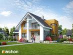 projekt Dom w tabasko dodatkowa wizualizacja