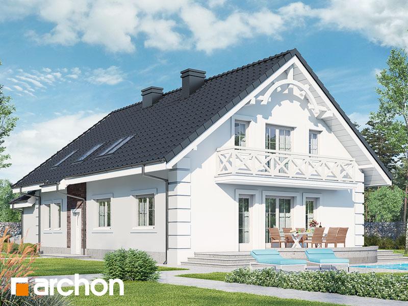 gotowy projekt Dom w funkiach widok 1