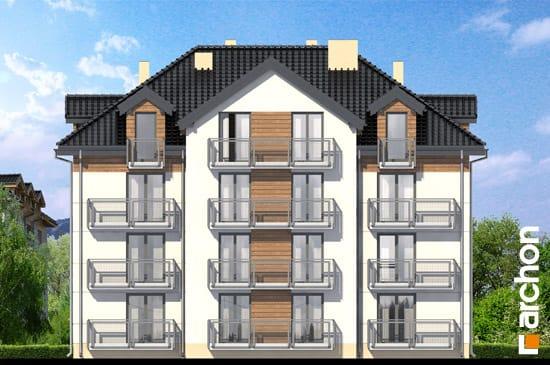 Elewacja ogrodowa projekt dom nad bulwarem 10  267