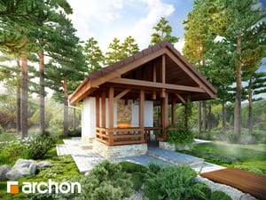 Projekty Altan Ogrodowych Altanek Archon