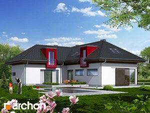 Projekt dom w dentariach 1558743521  252