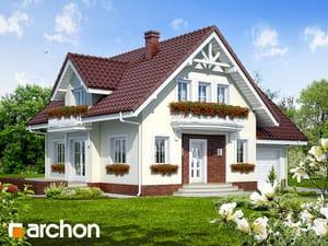 gotowy projekt Dom w antonówkach 2 (G)