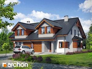 projekt Dom w klematisach 9