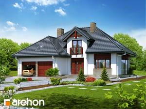 gotowy projekt Dom w kalateach 2