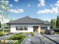 projekt Dom w lilakach 4 (G)