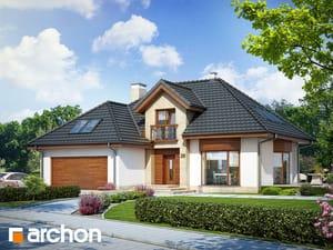 gotowy projekt Dom w kalateach 4