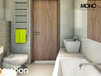 projekt Dom w klematisach 9 (B) Wizualizacja łazienki (wizualizacja 1 widok 3)