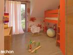 projekt Dom w klematisach 9 (B) Strefa nocna (wizualizacja 1 widok 1)