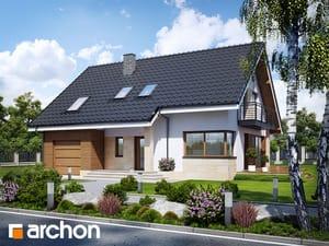 gotowy projekt Dom w idaredach