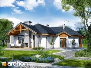 gotowy projekt Dom w salsefiach