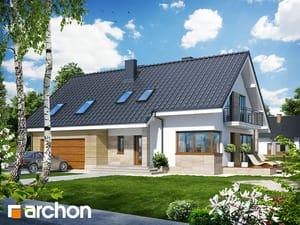 gotowy projekt Dom w idaredach (G2)