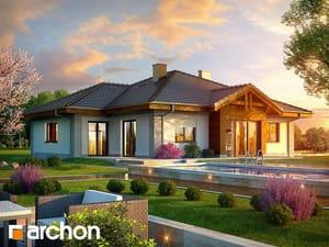 gotowy projekt Dom w jonagoldach (G2)