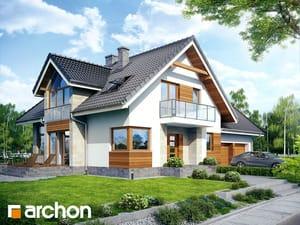 projekt Dom w oregano (N)