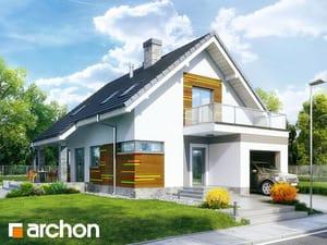 gotowy projekt Dom w dzwonecznikach