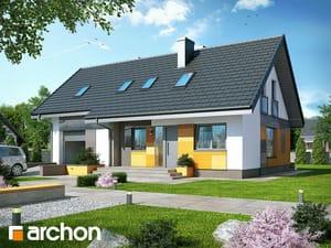 gotowy projekt Dom w pięciornikach