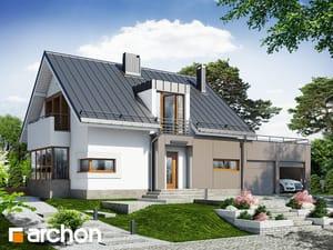 gotowy projekt Dom w kardamonie (G2)