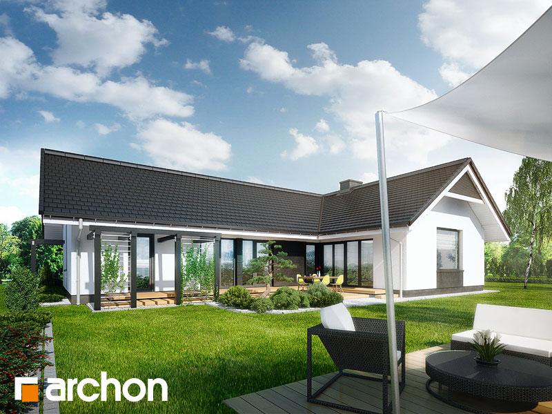 Projekt Domu Dom W Bonsai Archon