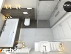 projekt Dom w mango 2 Wizualizacja łazienki (wizualizacja 4 widok 2)