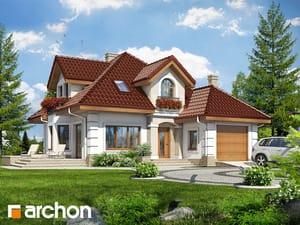 gotowy projekt Dom w rukoli 2