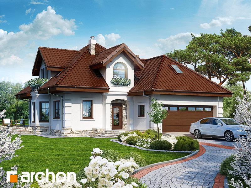 gotowy projekt Dom w rukoli (G2) widok 1
