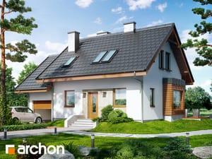 projekt Dom w perłówce 3