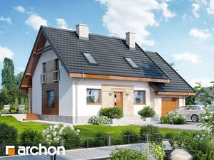 projekt Dom w filodendronach