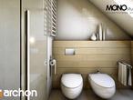 projekt Dom w rododendronach 6 Wizualizacja łazienki (wizualizacja 3 widok 4)