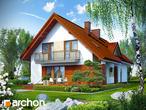 projekt Dom w goldenach Stylizacja 4