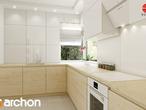 projekt Dom w jabłonkach Aranżacja kuchni 1 widok 3