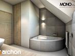 projekt Dom w jabłonkach Wizualizacja łazienki (wizualizacja 1 widok 2)