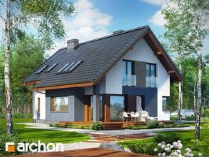 gotowy projekt Dom w miodokwiatach