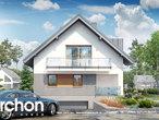 projekt Dom w czermieni 3 (P) dodatkowa wizualizacja