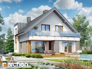 projekt Dom w czermieni 3 (P)