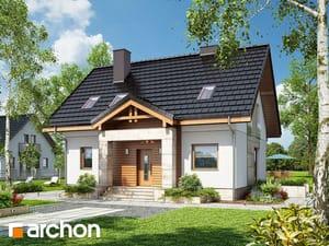 gotowy projekt Dom w truskawkach 3