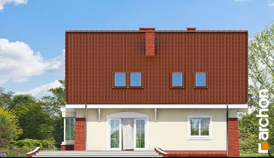 Elewacja ogrodowa projekt dom w koniczynce 2 ver 2  267