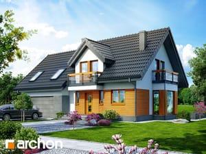 projekt Dom w tamaryszkach 4 (G2N)