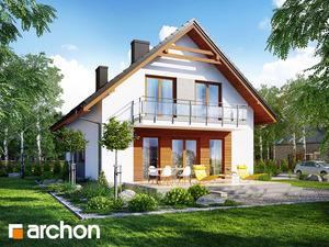 Projekt Domu Dom W Rododendronach 16 Archon