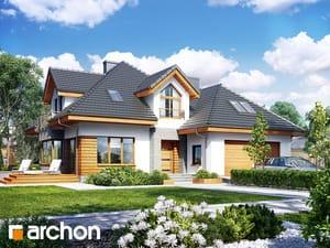 gotowy projekt Dom w rukoli 2 (G2N)