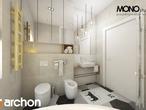 projekt Dom w gruszach Wizualizacja łazienki (wizualizacja 1 widok 1)