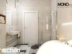 projekt Dom w gruszach Wizualizacja łazienki (wizualizacja 1 widok 2)