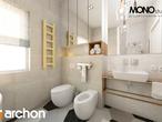projekt Dom w gruszach Wizualizacja łazienki (wizualizacja 1 widok 3)
