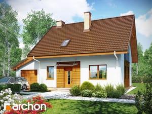 gotowy projekt Dom w zielistkach 2 (G)