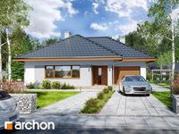 projekt Dom w lilakach 2