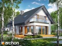 projekt Dom pod acerolą